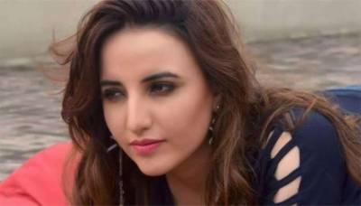 Tik Tok Star Hareem Shah's video chat with Sheikh Rashid goes viral on social media