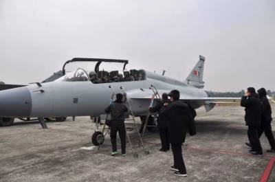 After JF - 17 Thunder, Pakistan and China ink agreement for joint production of another Aircraft