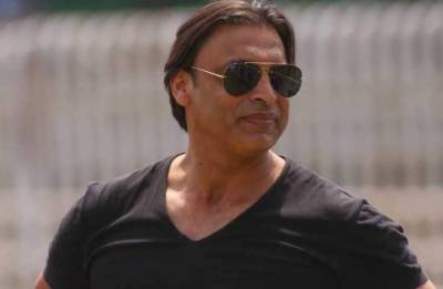 Former Pakistani pacer Shoaib Akhtar lands in hot waters