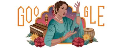 Google Doodle honoured yet another acclaimed Pakistani celebrity Iqbal Bano