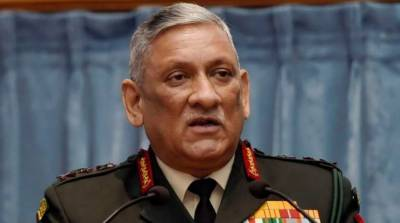 Indian Army Chief General Bipin Rawat in hot waters over controversial political remarks