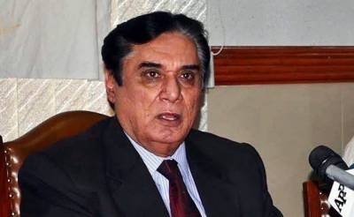NAB Chairman Justice (R) Javed Iqbal takes yet another suo moto type notice over corruption