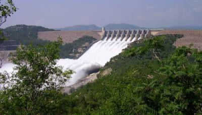 Pakistan's hydel power generation hits highest level of history