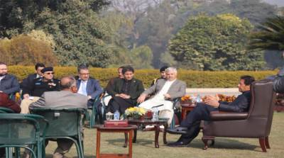 PM Imran Khan chairs meeting of the KP cabinet