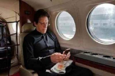 PM Imran Khan's VIP plane diverted towards Peshawar Air Port from Islamabad