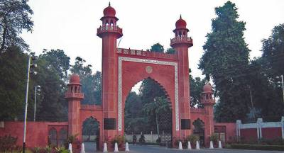 Indian paramilitary troops launch FIR against 1000 Muslim students of Aligarh University