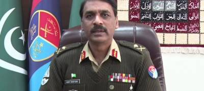 DG ISPR strongly hits back against Indian Army Chief threatning statement