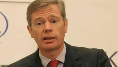British Ambassador to Iran arrested