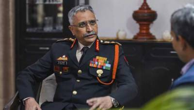 Indian Army Chief General Mukund Naravane rings the war bells against Pakistan