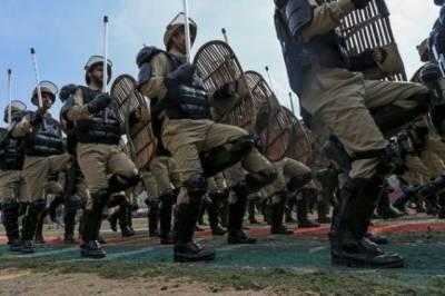 Senior Indian Police Sikh officer arrested for secretly helping Kashmiri fighters
