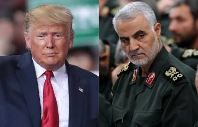 US lawmakers reject President Donald Trump claims over Iranian General assassination