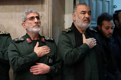 Iranian Revolutionary Guards Commander makes new revelations over missile attacks against US Bases in Iraq