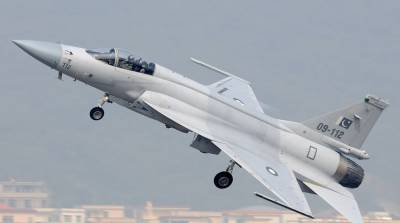 Pakistan's JF - 17 Thunder Fighter Jet in race for $8.61 billion International Arms deal
