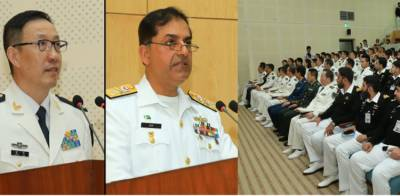 Sea Guardians 2020: Pakistan and Chinese Navies held bilateral exercise in the Arabian Sea