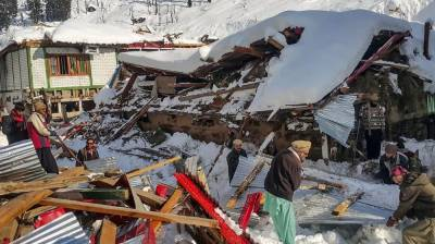 Death toll rises drastically across Pakistan from heavy snowfall and avalanches
