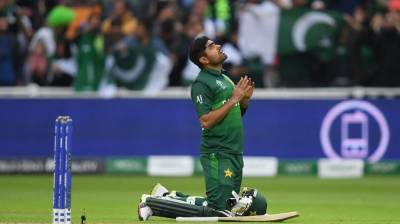 ICC Awards: Pakistan's Babar Azam makes historic record with big achievement