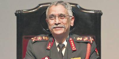 Indian Army Chief General Naravane's message to the military troops deployed along Pakistani borders