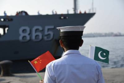 Pakistan Chinese Navies held bilateral naval exercise in the Arabian Sea