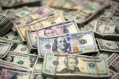Pakistani Rupee rises against US dollar in the open market
