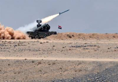 Syrian Air defence shot down several Israeli drones and missiles