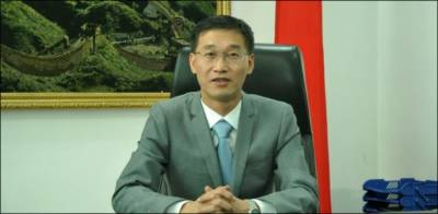 Chinese Ambassador Yao Jing lashes out against India over Occupied Kashmir lockdown