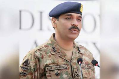 In a major reshuffle, Pakistan Army DG ISPR Major General Asif Ghafoor changed from top slot