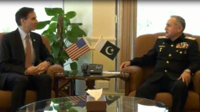 US Ambassador called for enhancing maritime ties with Pakistan