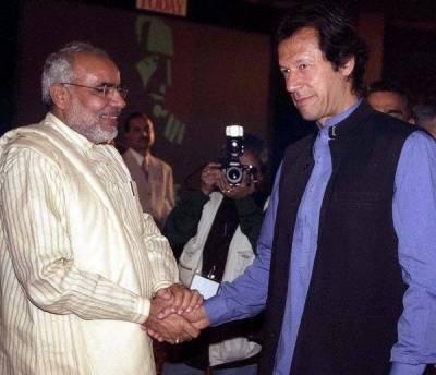 Will Pakistani PM Imran Khan accept Indian PM Narendra Modi's offer?