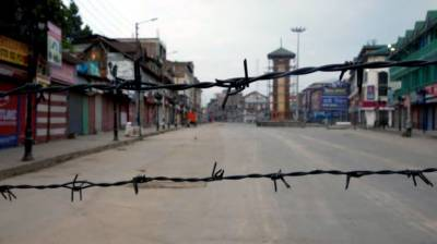 India plans Nazi style concentration camps in Occupied Kashmir