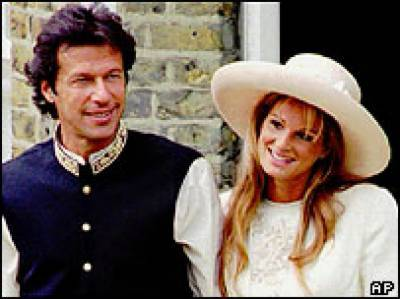 Jemima Goldsmith breaks silence over consequences of marrying a national hero of another country
