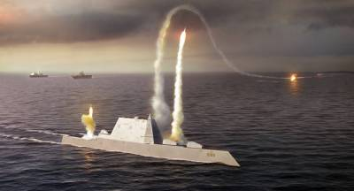 Navy mulls arming new warships with missiles capable of hitting any part of world within one hour