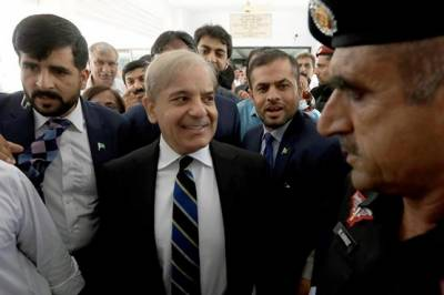 Opposition leader Shahbaz Sharif seeks big relief from the Accountability Court