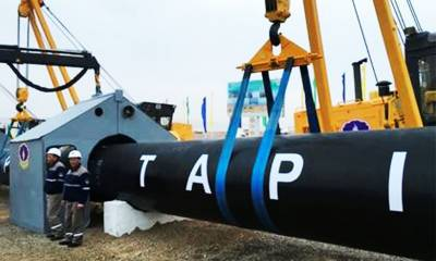 Pakistan government makes important statement over the TAPI gas pipeline project