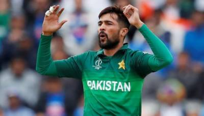 Pakistani pacer Mohammad Amir disgruntled response after being dropped from the Bangladesh series