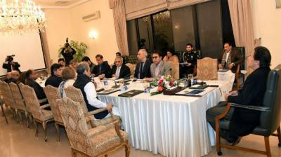 PM Imran Khan held important meeting in Islamabad over new E Commerce Policy
