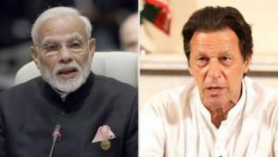 Pakistani PM Imran Khan yet again hits out against fascist Indian PM Narendra Modi