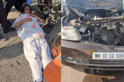 Veteran Bollywood actress critically injured in a horrifying accident in Mumbai