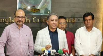 Bangladesh Cricket Board Chief makes bold claims against Pakistan series