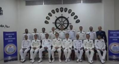 Chinese Military responds over the strategic maritime exercise held between Pakistan and Chinese Navies