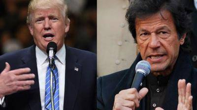 Pakistani PM Imran Khan to hold important meeting with US President Donald Trump