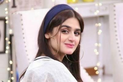 Popular actress Hira Mani heartfelt message on Instagram for her husband
