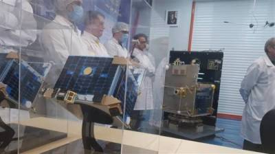 Show of force: Two indigenous built advanced satellites to be launched in coming days