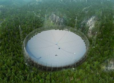 China stuns World with the largest ever telescope FAST