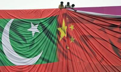 Chinese Embassy strongly reacts over the remarks of American diplomat against CPEC