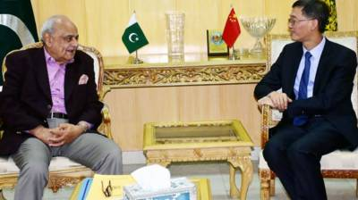 Chinese Interior Minister to arrive in Pakistan on an important security linked visit