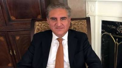 Pakistan FM Shah Mehmood Qureshi breaks silence over the crucial meeting of PM Khan with President Trump