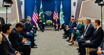 US President Donald Trump makes yet another offer to Pakistani PM Imran Khan in Davos