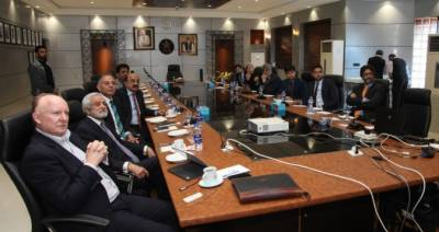 Top ICC and PCB Officials held important meeting in Islamabad and Lahore