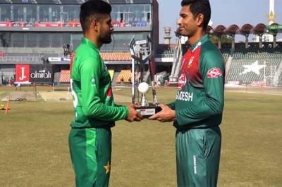 Pakistan's top slot in the ICC T20 International Rankings in danger