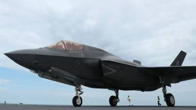 $4 billion military deal for 32 F - 35 Stealth Fighter Jets